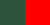 green red