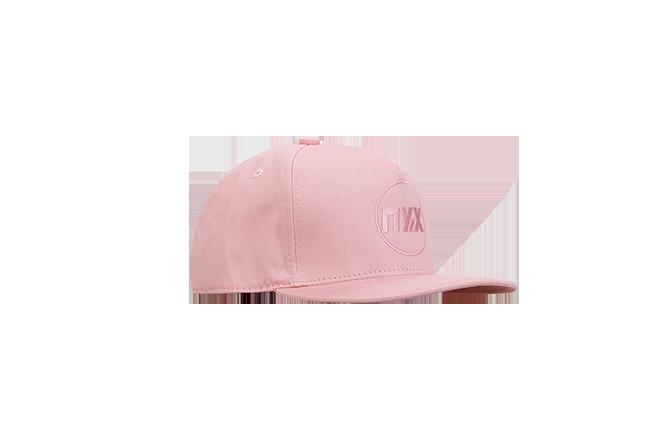 Кепка ПУХ розовая