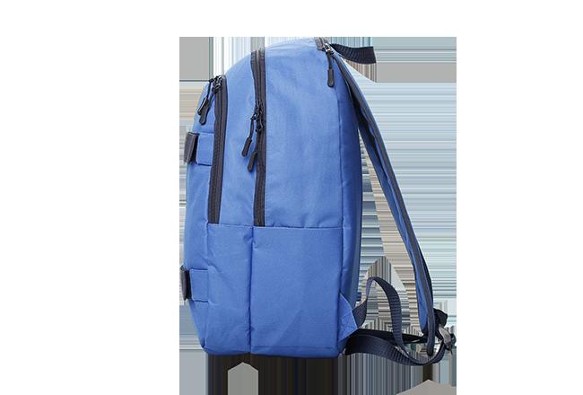 Рюкзак Спот ПУХ синий с темно-синим