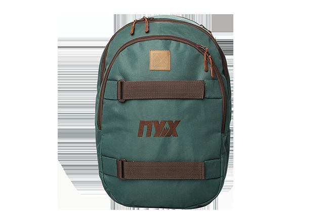 Рюкзак Спот ПУХ зеленый с коричневым