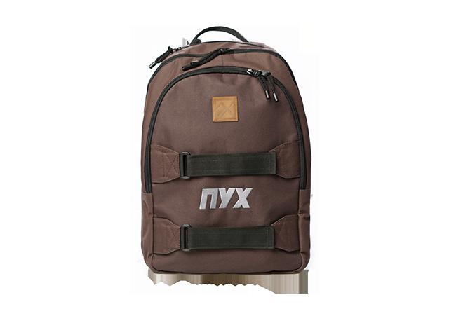 Рюкзак Универсальный ПУХ коричневый